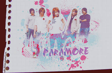 Paramore Blend