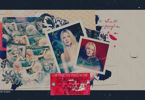 Gwyneth Paltrow by demolitionn