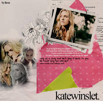 kate Winslet collage