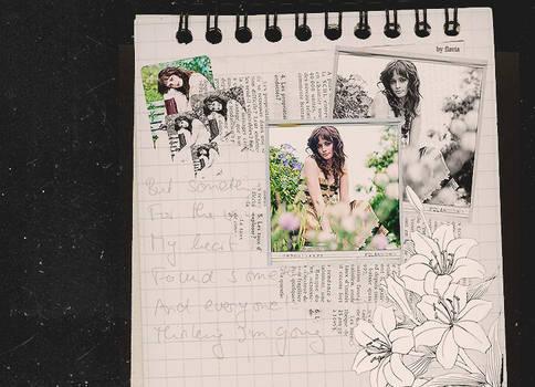 Alexis Bledel collage