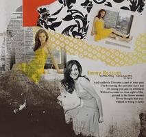 Emmy Rossum collage