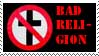 Bad Religion Stamp by DontFeedTheAxel