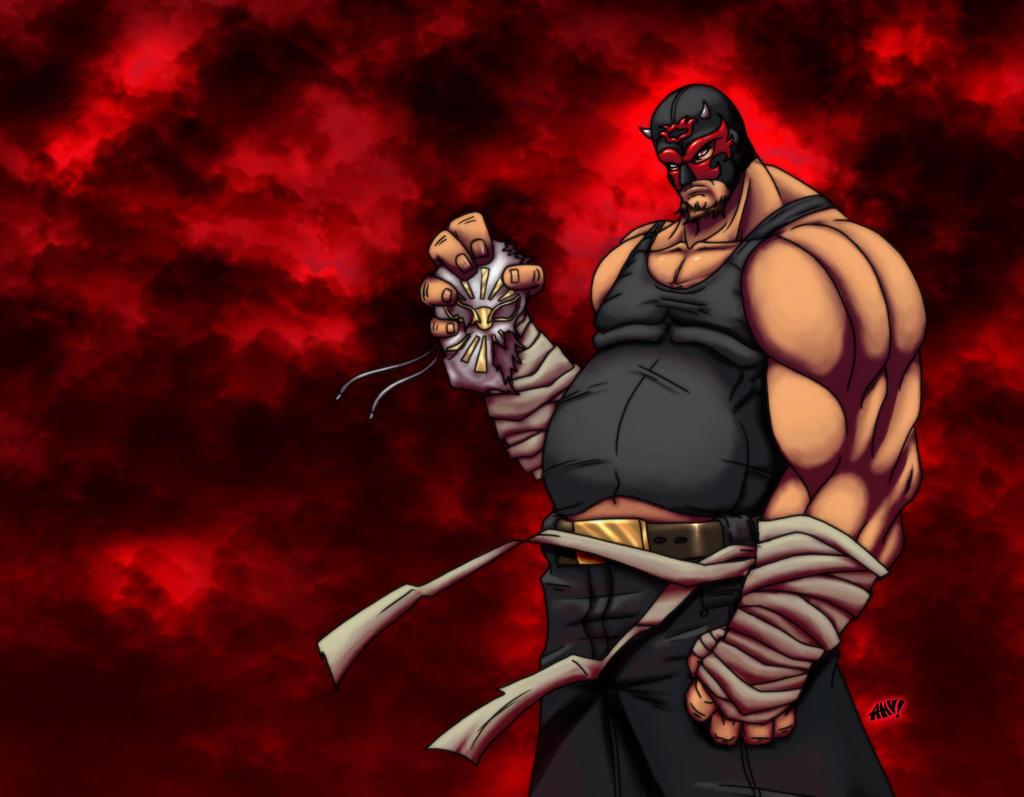 Rey Diablo by DesingAHV