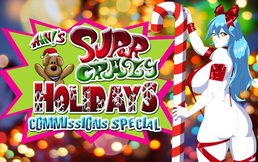 SuperCrazy Holidays Special 2017 by DesingAHV