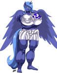 PC-A-Thon-Princess Luna by DesingAHV