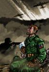 A soldiers letter by DesingAHV
