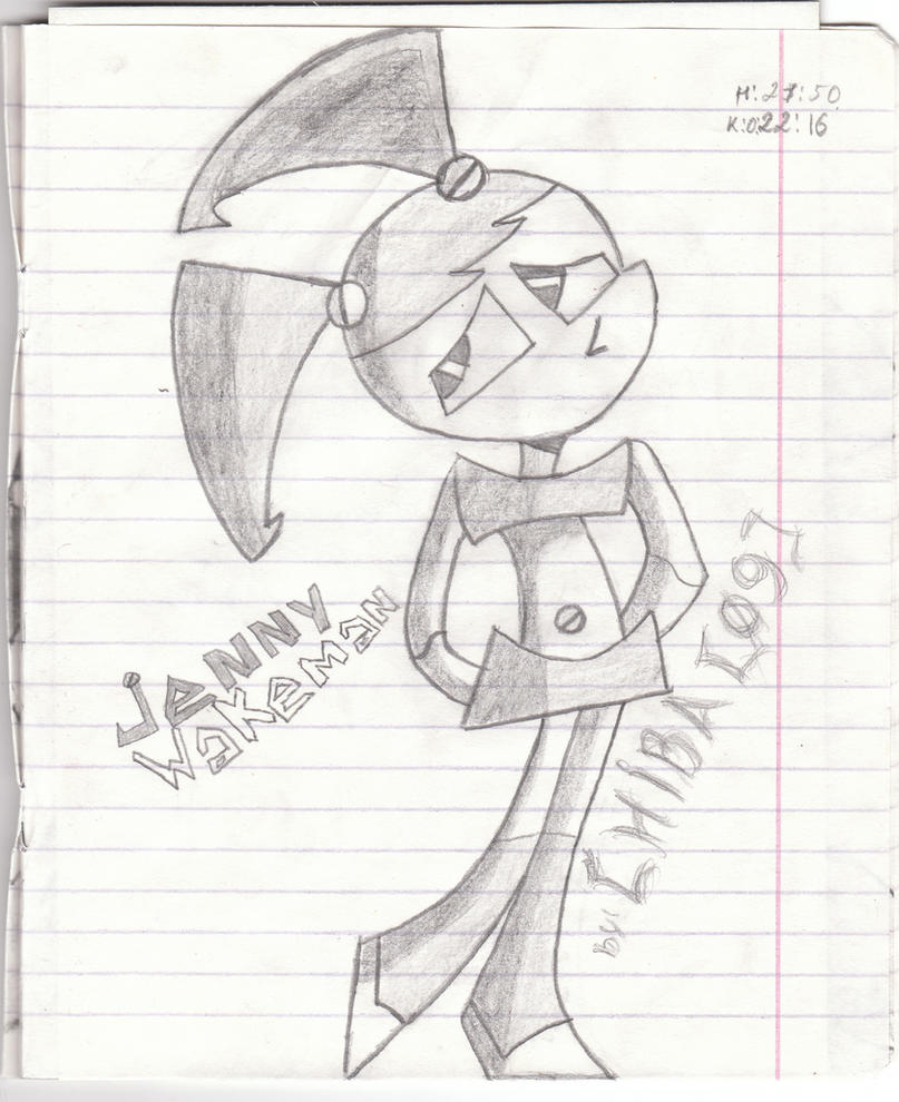 my life as a teenage robot coloring pages - my life as a teenage robot by chiba 09 on deviantart