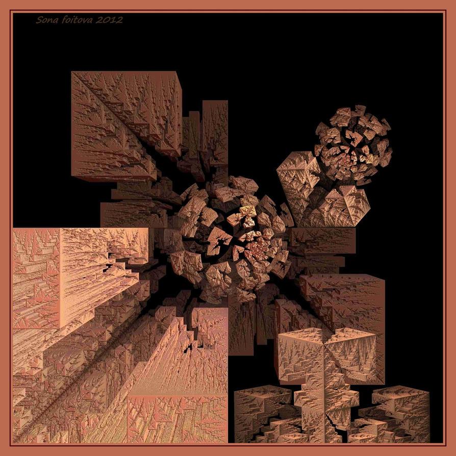 fractal-I by sonafoitova
