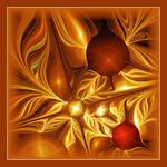 gold-Apophysis fractal-