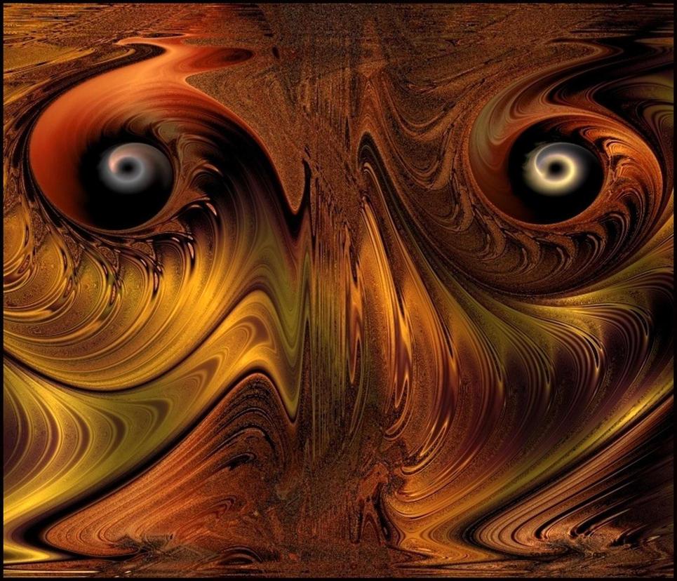 Eye tree-ultra fractal by sonafoitova