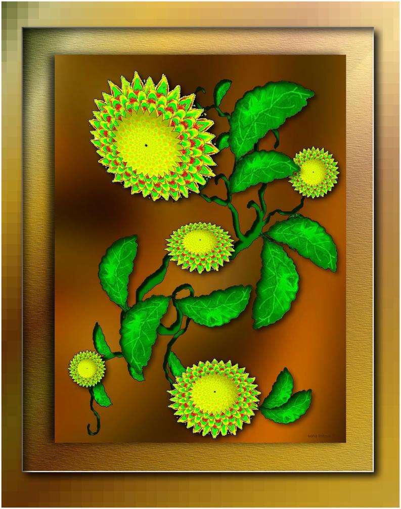 sunflower-apo by sonafoitova