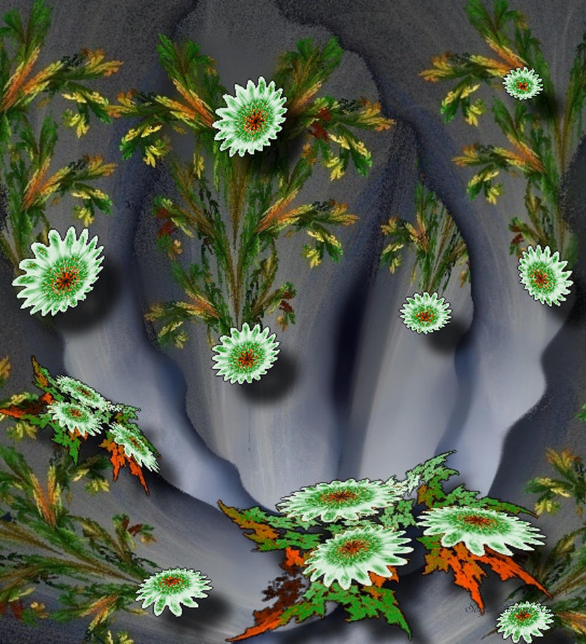 Flower cave-apo by sonafoitova
