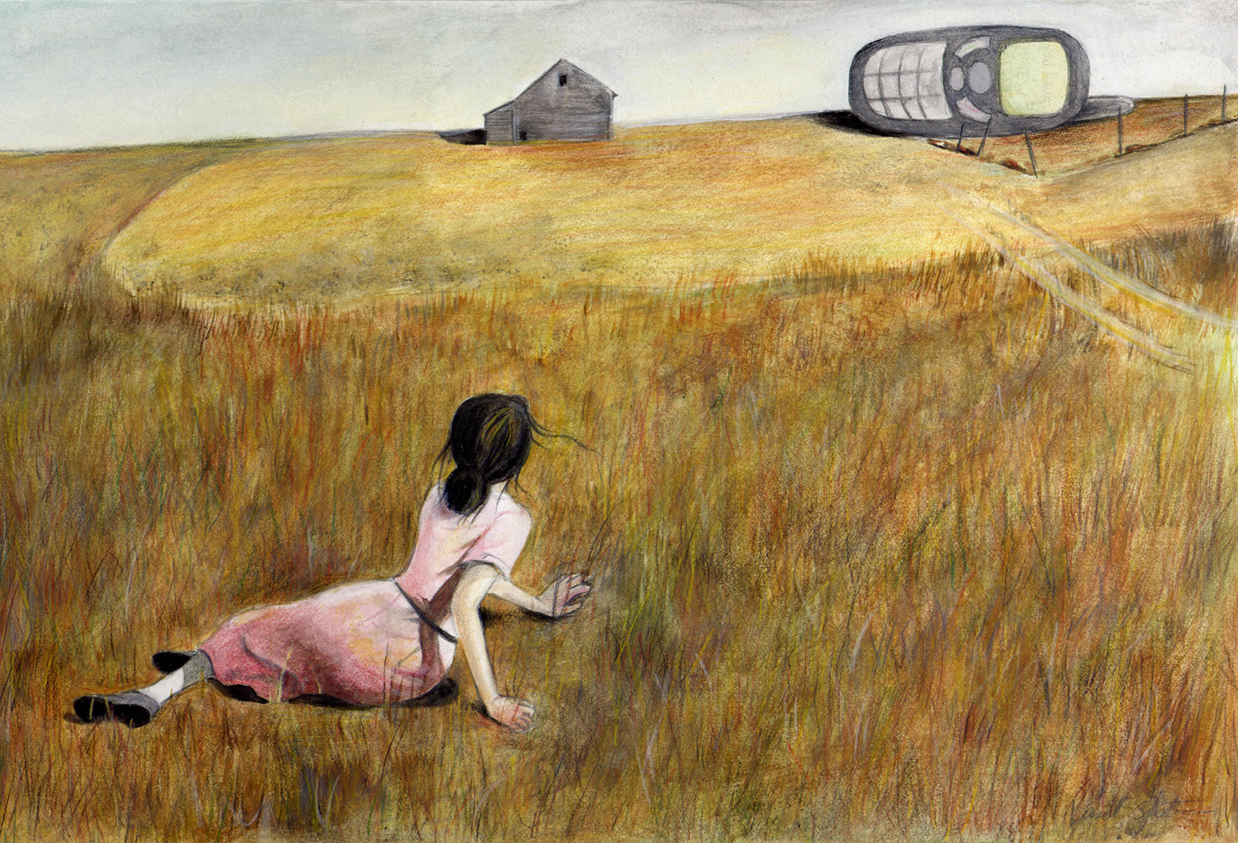 Andrew Wyeth Christina S World Meaning – HD Wallpapers