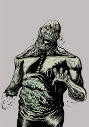 zombie by 1ithium
