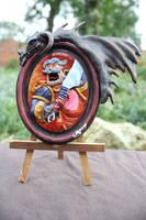 Leeroy Jenkins sculpture by AntonioBalicevic