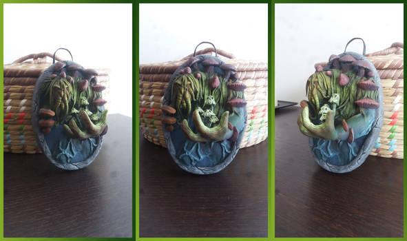 Loatheb Sculpture - Hearthstone FAN ART