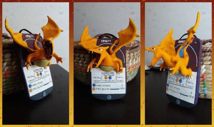 Charizard Sculpture - Pokemon GO by AntonioBalicevic