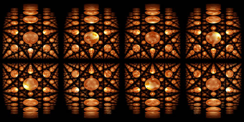 3D Panoramic View inside the planetary arrangement by ToxicTuba