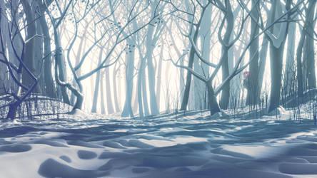 Wild White Winter Vibe