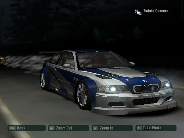 Nfs Carbon Bmw M3 Gtr In Career Mode Wroc Awski