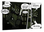 DeActivated - Test Comic (RIGHT TO LEFT!) by TheRecruta