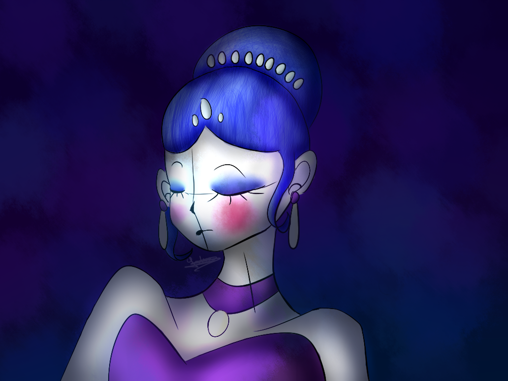 Neutral Ballora by Mywasasi