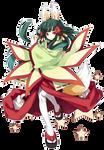 Fox Spirit Tsubaki [Render]