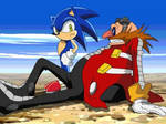 Sonic And Eggman: Friends?