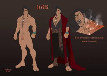 Davros by Lavahanje