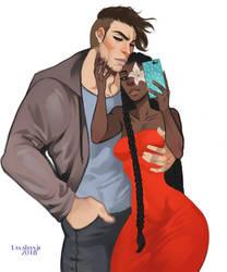Gambit and Magnolia
