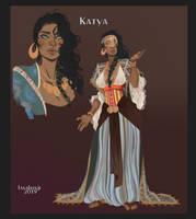 Katya by Lavahanje