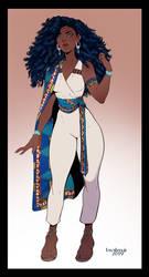 Commission: Alia by Lavahanje