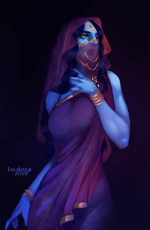 Patreon Reward:Ashna by Lavahanje