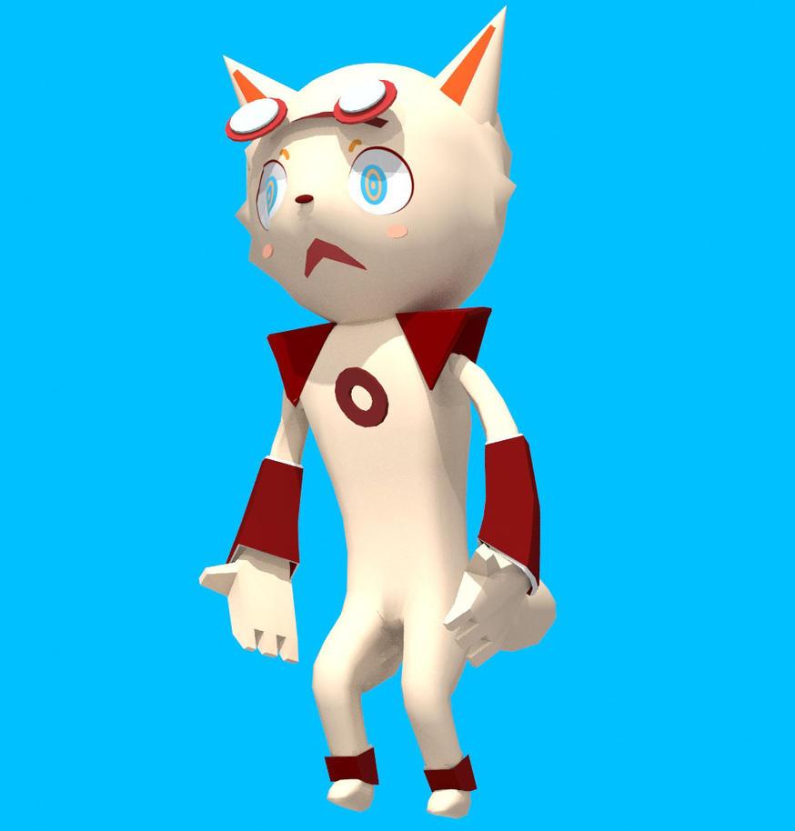 Flamb 3D Update by NatsumeSaga2