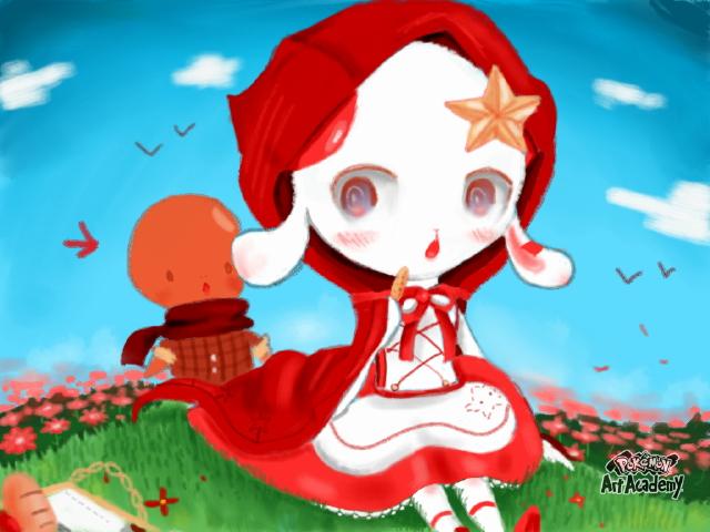 Little Sheep Riding Hood Returns by NatsumeSaga2