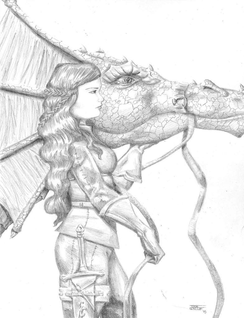 Dragon Rider by Ironmanfan4