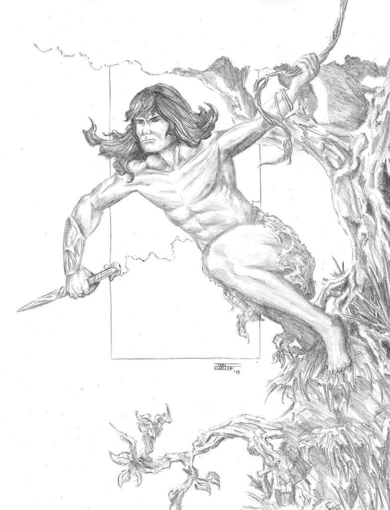 Tarzan by Ironmanfan4