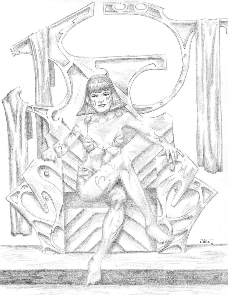 Queen by Ironmanfan4