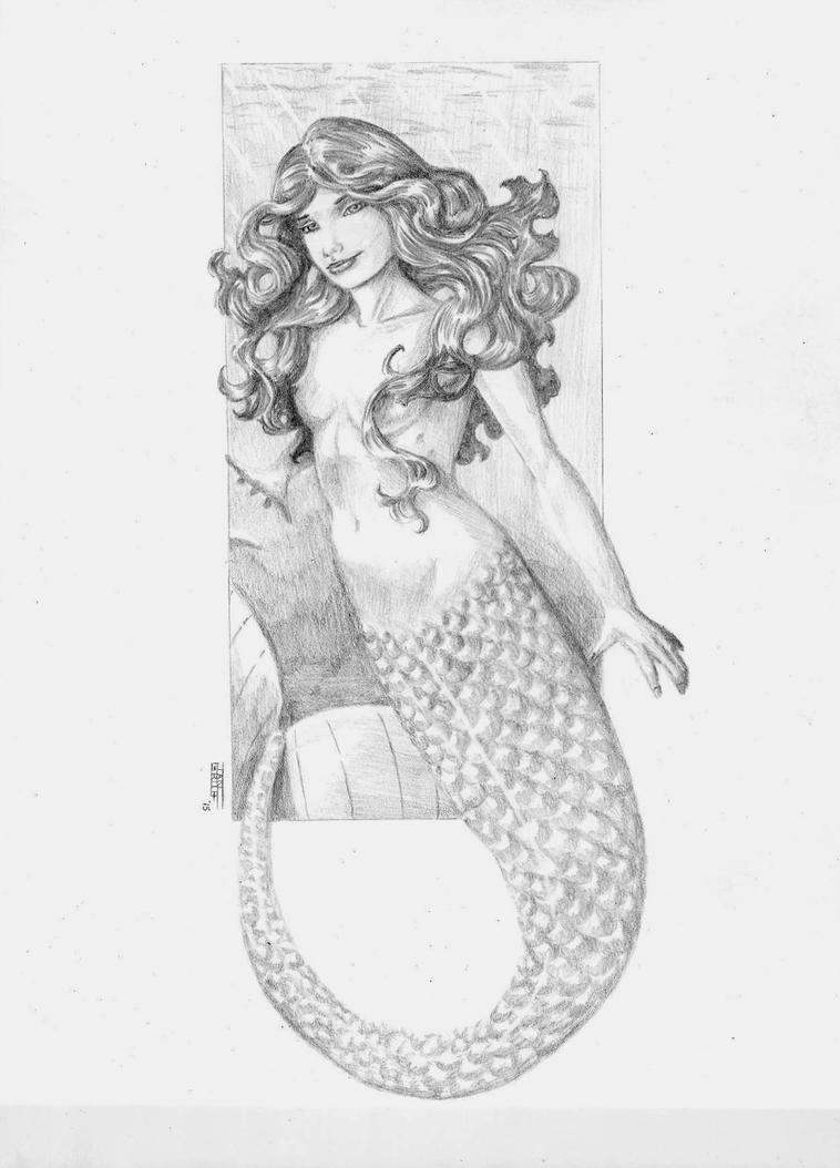 Mermaid IX by Ironmanfan4