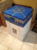 R2-D2 freezer