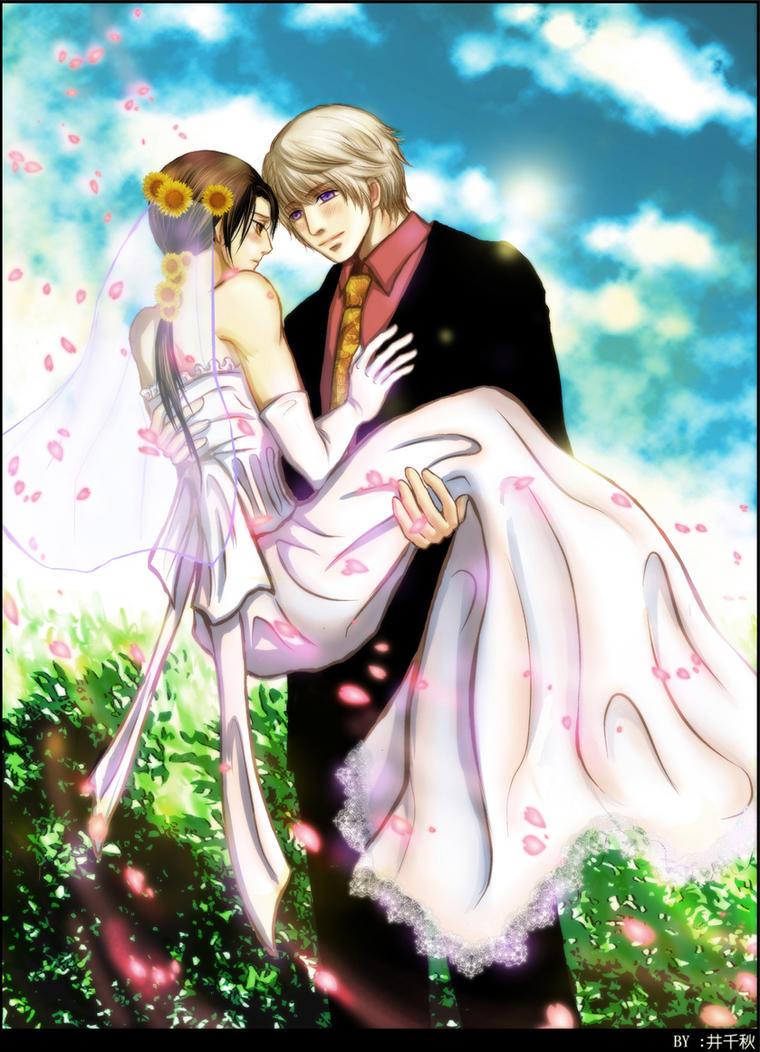 Ivan X Yao Wedding by Qianqiu