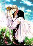 Ivan X Yao Wedding