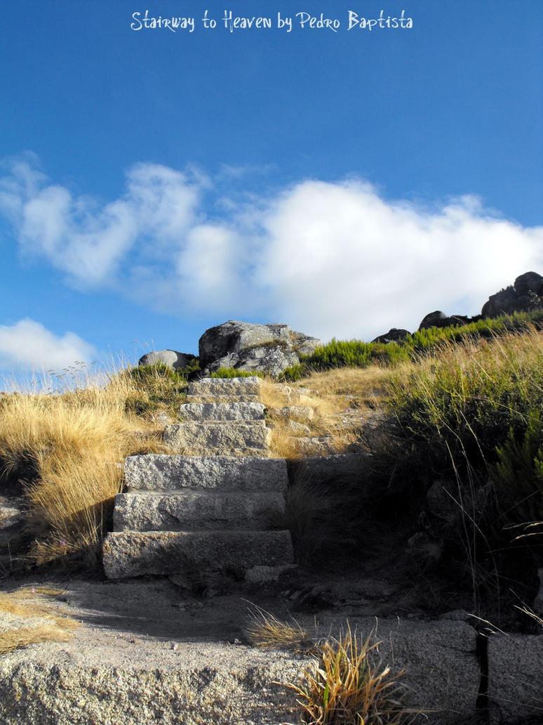 Stairway to Heaven by Aarin