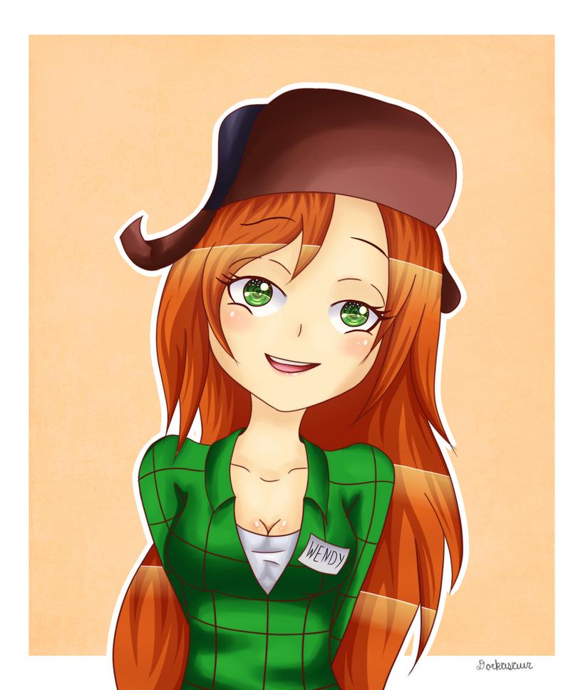 Wendy Speedpaint~ by Dorkachu