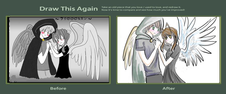 Draw This Again Contest by Kiri-TheEye