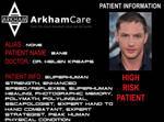 Arkham Inmate Bane