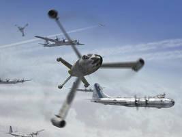 Focke-Wulf Triebflugel by tr4br