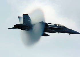 McDonnell Douglas F-18 Hornet by tr4br