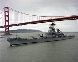 USS Missouri BB 63 by tr4br