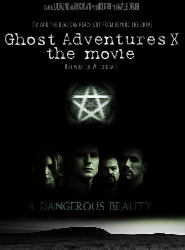 Ghost Adventures Movie X by tr4br